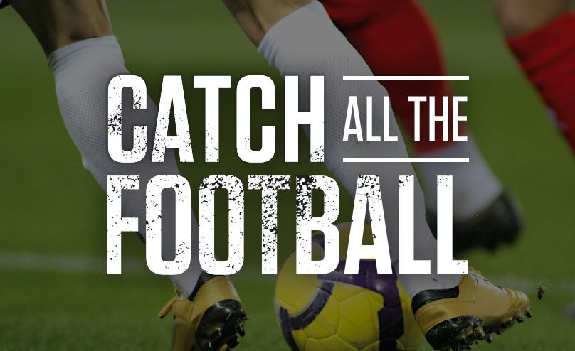 Watch Football at The White Horse