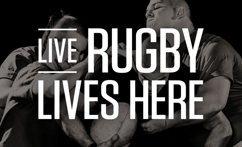 Watch Rugby at The White Horse