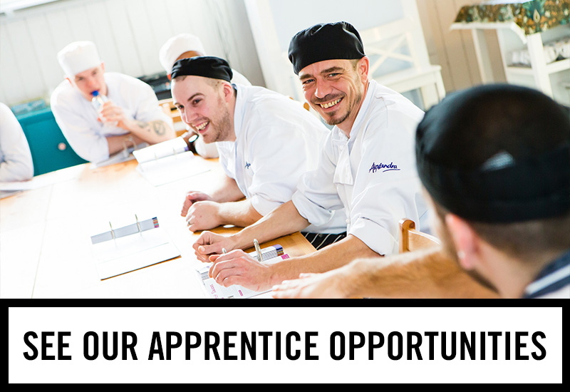 Apprenticeships at The White Horse