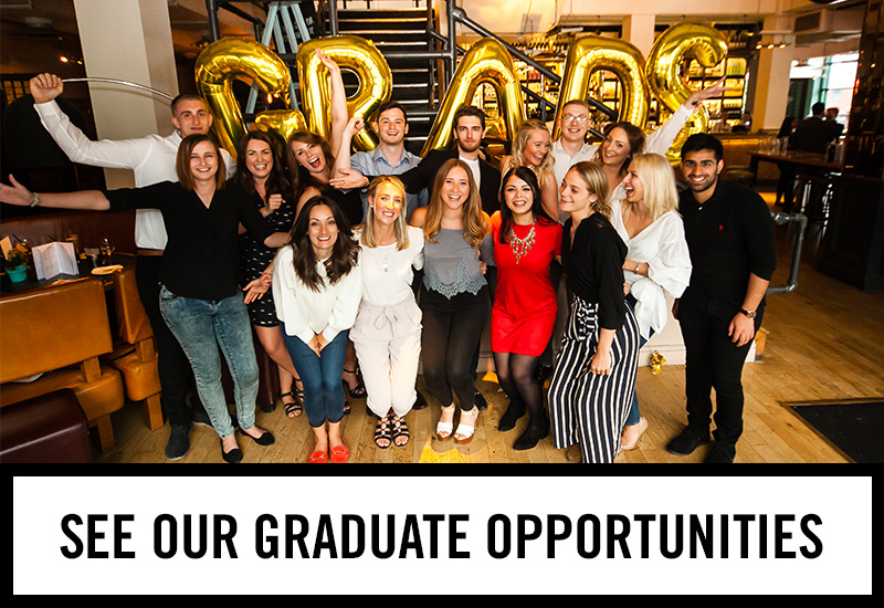 Graduate opportunities at The White Horse