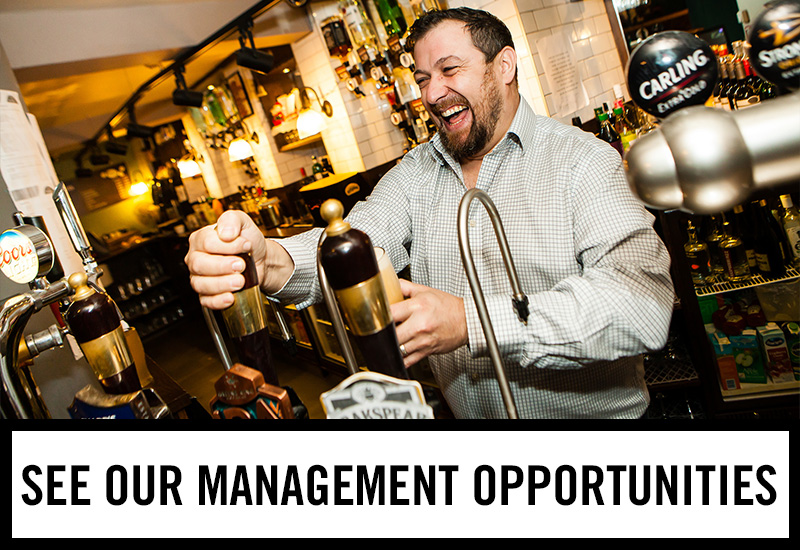 Management opportunities at The White Horse