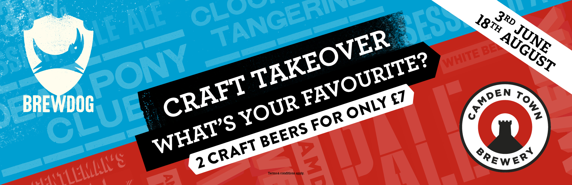 Craft Takeover at The White Horse
