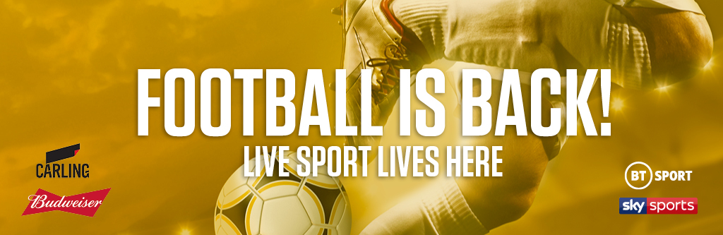 Watch live football at The White Horse